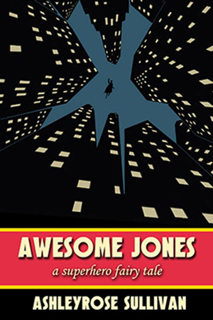 Awesome Jones Book